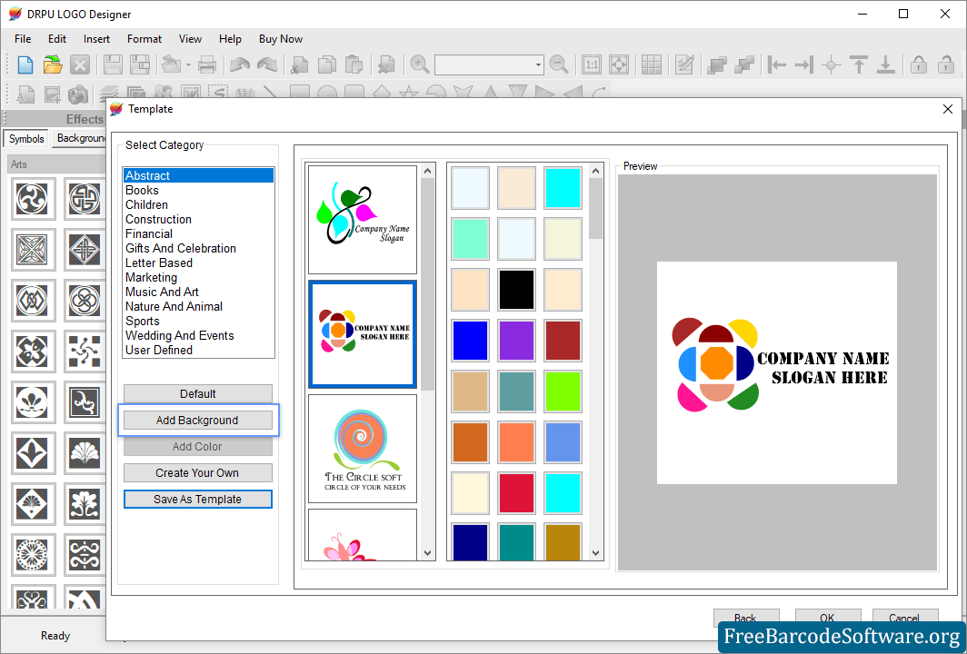 Logo Design Software Creates Logos For All Organization Freebarcodesoftware